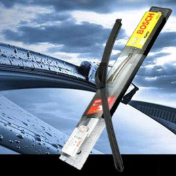 雨刮更换 博世 神翼 无骨雨刮 14寸 通用U型接口