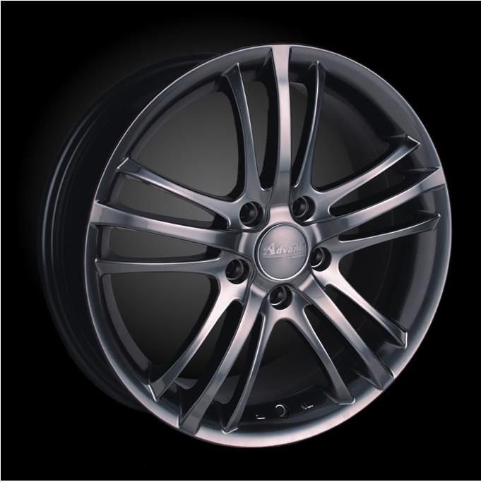 轮毂更换升级 雅泛迪 低压精密铸造 20 5x120 42