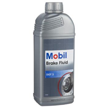 刹车油更换 1L 美孚 DOT-3
