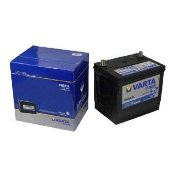 电瓶更换 瓦尔塔 蓝标免维护系列 6-QW-100