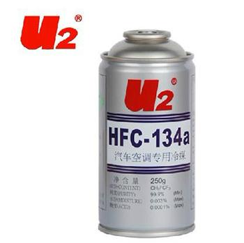 加空调制冷剂 U2 R134a 250g