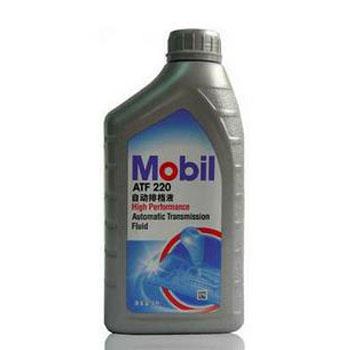 变速箱油更换 美孚 ATF220 自动 1L